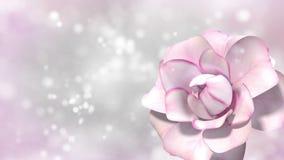Fundo com rosas ilustração royalty free