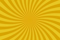 Fundo com Sunburst, fundo da textura da cor do verão do feriado imagem de stock
