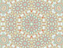 Fundo com teste padrão brilhante abstrato da cor Imagens de Stock Royalty Free