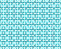 Fundo com teste padrão em geométrico islâmico do sumário do vetor da textura do estilo baseado em étnico Fotos de Stock