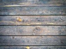 Fundo com textura envelhecida áspera velha da placa de madeira com copyspace Imagem de Stock Royalty Free