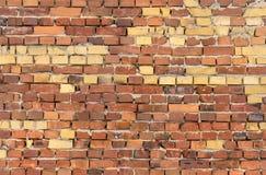 Fundo com tijolos Imagem de Stock