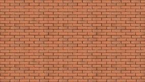 Fundo com uma parede velha do tijolo ilustração do vetor
