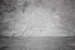 Fundo concreto da textura Parede e assoalho concretos do cimento fotografia de stock