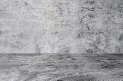Fundo concreto da textura Parede e assoalho concretos do cimento imagens de stock