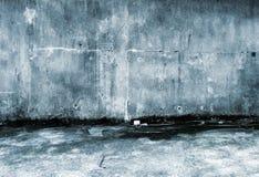 Fundo concreto sujo Fotografia de Stock