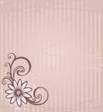 Fundo cor-de-rosa ilustração stock