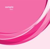 Fundo cor-de-rosa Imagens de Stock