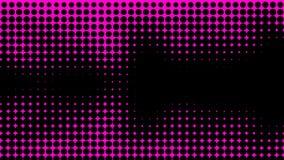 Fundo cor-de-rosa abstrato do duotone Textura de intervalo m?nimo Textura na moda do inclina??o ilustração do vetor