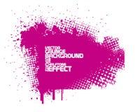 Fundo cor-de-rosa abstrato do grunge Foto de Stock