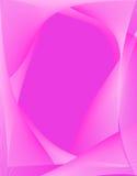 Fundo cor-de-rosa abstrato. Ilustração do vetor Imagens de Stock