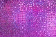 Fundo cor-de-rosa abstrato para o teste padrão ou o cartão do Web site Imagens de Stock