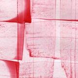 Fundo cor-de-rosa da aguarela Imagem de Stock