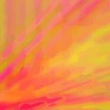 Fundo cor-de-rosa 01 da aquarela ilustração stock