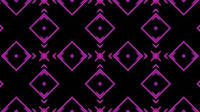 Fundo cor-de-rosa da dança do disco ilustração do vetor