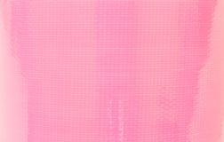 Fundo cor-de-rosa da fita adesiva Foto de Stock Royalty Free