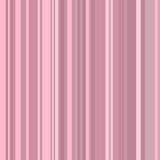 Fundo cor-de-rosa da listra Foto de Stock