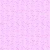 Fundo cor-de-rosa da repetição do teste padrão da telha das ardósias do retângulo Imagem de Stock
