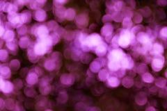 Fundo cor-de-rosa de Bokeh Imagens de Stock Royalty Free