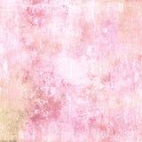 Fundo cor-de-rosa de Grunge Fotografia de Stock