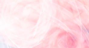 Fundo cor-de-rosa do sumário Fotos de Stock