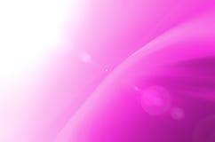 Fundo cor-de-rosa do sumário e da luz do sol Imagem de Stock Royalty Free