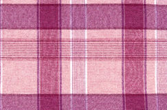 Fundo cor-de-rosa do tartan. imagem de stock royalty free