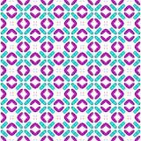 Fundo cor-de-rosa e azul Fotografia de Stock