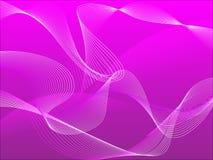 Fundo cor-de-rosa e roxo de Absract Imagens de Stock