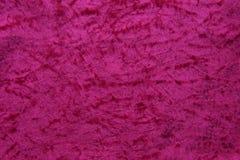 Fundo cor-de-rosa roxo da textura de veludo fotos de stock
