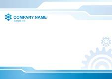 Fundo corporativo do vetor Fotografia de Stock