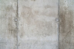 Fundo cru do muro de cimento Fotos de Stock Royalty Free