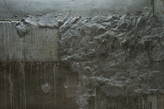 Fundo cru do muro de cimento Imagens de Stock
