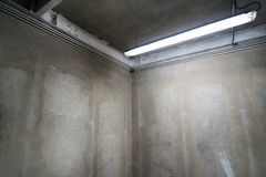 Fundo cru dos muros de cimento Fotografia de Stock Royalty Free