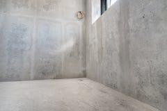 Fundo cru dos muros de cimento Fotografia de Stock