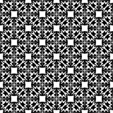 Fundo curvado preto e branco ilustração royalty free