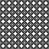 Fundo curvado preto e branco ilustração do vetor