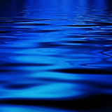 Fundo da água Fotografia de Stock Royalty Free