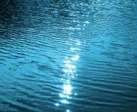 Fundo da água Foto de Stock Royalty Free