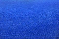 Fundo da água azul Imagens de Stock