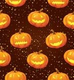 Fundo da abóbora de Halloween Imagem de Stock Royalty Free