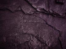 Fundo da ardósia do preto escuro Imagens de Stock