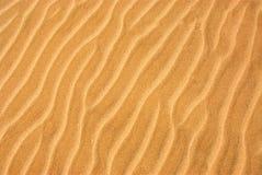 Fundo da areia Foto de Stock