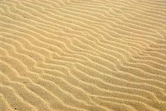 Fundo da areia Imagens de Stock Royalty Free