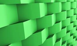 fundo da arquitetura 3d Imagem de Stock Royalty Free
