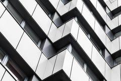 Fundo da arquitetura, teste padrão dos cantos Imagens de Stock
