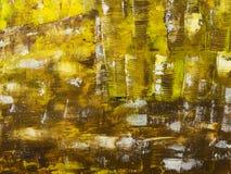 Fundo da arte abstrata Pintura acrílica tirada mão Imagens de Stock
