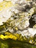 Fundo da arte abstrato, pintura da textura Imagem de Stock