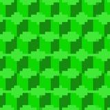 Fundo da arte do pixel Ilustração do vetor ilustração do vetor