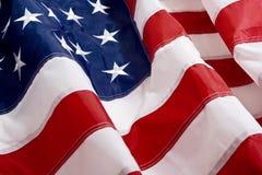 Fundo da bandeira americana Fotos de Stock Royalty Free